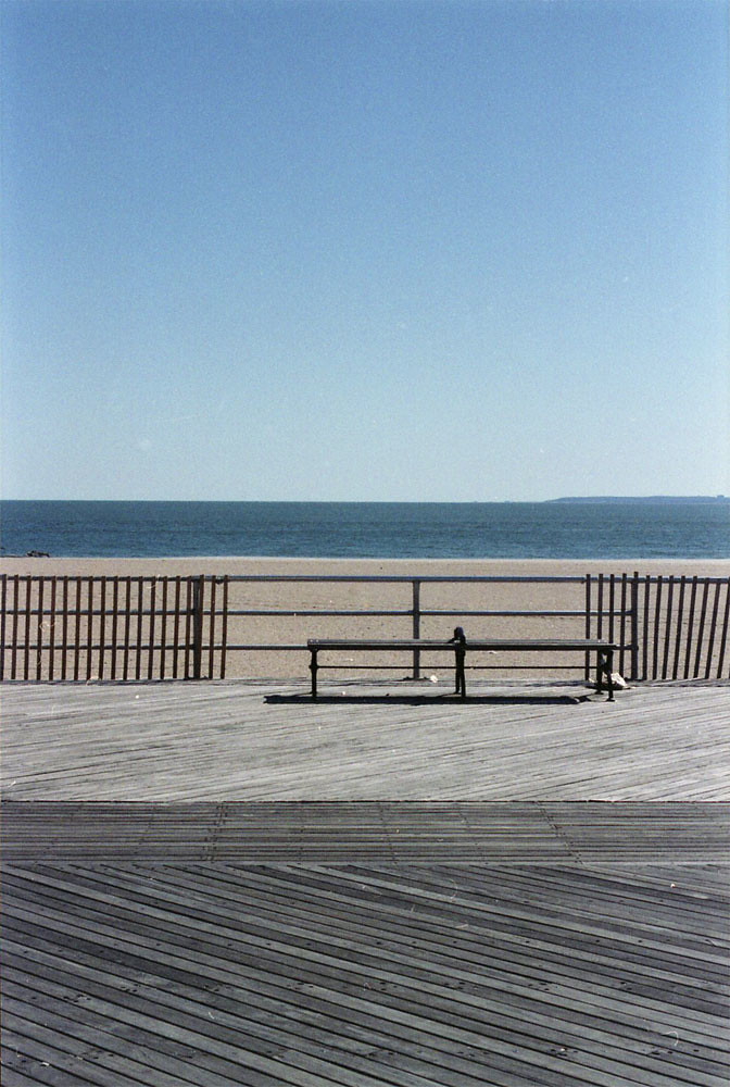 Coney Island on film