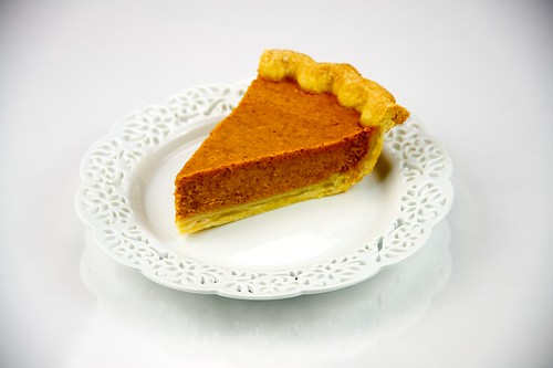 pie pumpkin slice