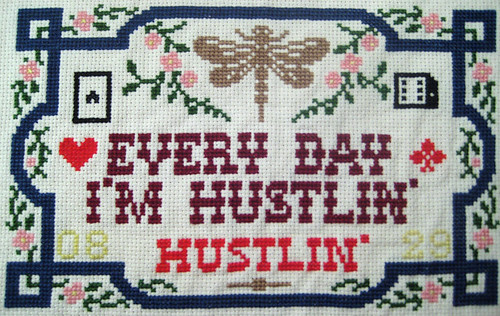 Every Day I'm Hustlin'