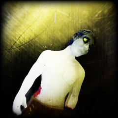 The Final Fall (Dalmatica) Tags: square funny moody zombie 11 creepy spooky story horror undead zombies evocative walkingdead dalmatica img1425 marianatomas halloweencountdown