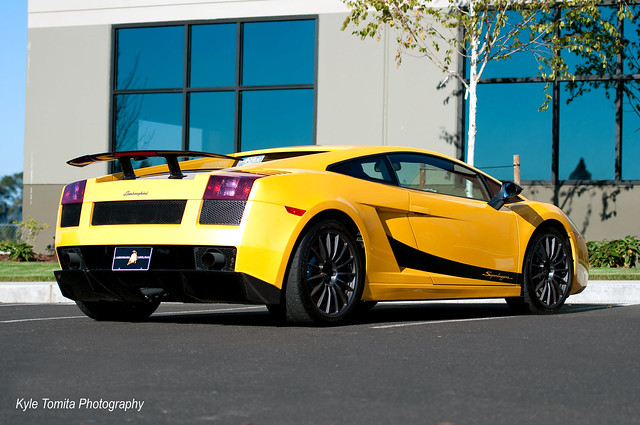 Lamborghini Gallardo Superleggera at PSI 00001