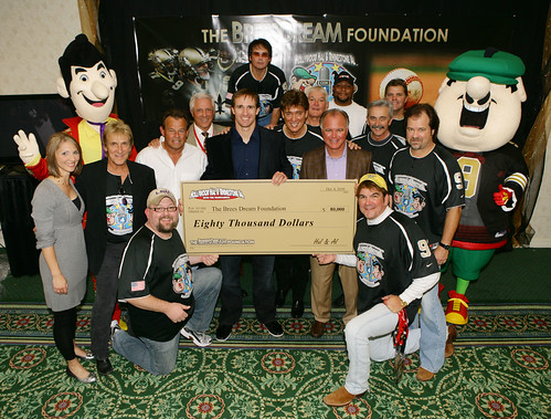 Brees group- fundraiser