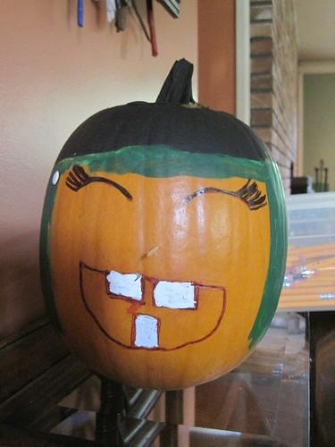 Sugarbaby's Jack-o-Lantern