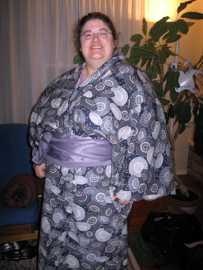 Kimono Elegance