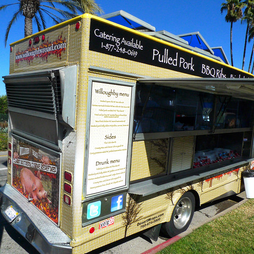 Willoughby Road Food Truck