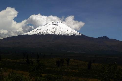 Cotapaxi - Near Machachi, Ecuador