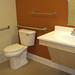 View of Anacapa Village RA Bathroom