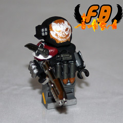 Halo Reach Emile - Version 2 (Brick Mercenaries Custom Minifigures) Tags: amazing lego halo mini creation hazel figure reach custom armory figures emile baps spartan prototypes minifigure moc minifigures brickarms brickforge