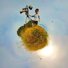 Gone filmin' 🎥 (LIFE in 360) Tags: lifein360 theta360 tinyplanet theta livingplanetapp tinyplanetbuff 360camera littleplanet stereographic rollworld tinyplanets tinyplanetspro photosphere 360panorama rollworldapp panorama360 ricohtheta360 smallplanet spherical thetas 360cam ricohthetas ricohtheta virtualreality 360photography tinyplanetfx 360photo 360video 360
