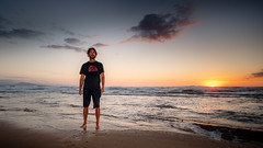 selfree (willywerner) Tags: eosm3 eosm 3 samyang 12mm f2 cs cine rokinon walimex canon selfie portrait seascape