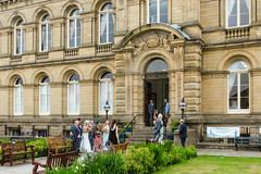 200-  Saltaire- Wedding in Victoria Hall (1 of 1) (md2399photos) Tags: 2jun17 almshouses davidhockney robertspark saltaire saltaireunitedreformedchurch saltsmill victoriahall