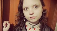 IMG_20170405_071537 (josespektrumphotography) Tags: primerplano niña gotica linda crespa color filtros josespektrumphotography