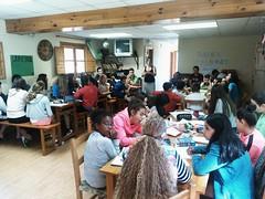 Día 3 . Subastando frases en inglés con teacher Natalia