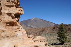 El Teide, from la Cañada de El Capricho (seahawkgfx) Tags: tenerife teneriffa el teide capricho