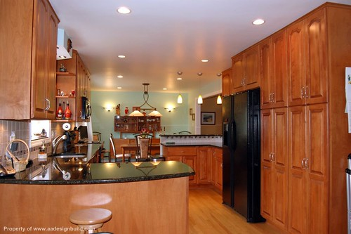 www.aadesignbuild.com, A&A Design Build Remodeling, Kitchen Remodeling, Germantown, Potomac, Rockville, Maryland, Gourmet Cooking, Lighting, Aging in Place by A&A Design Build Remodeling, Inc.
