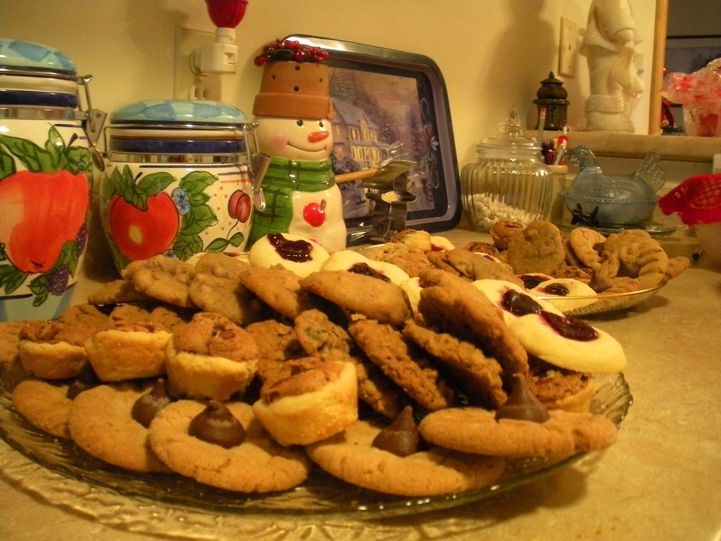 Mom's Christmas cookies are my favorite holiday tradition