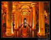 Yerebatan Sarnıcı / The Basilica Cistern (paşanınyeri) Tags: light history turkey türkiye istanbul turkei ışık thebasilicacistern tarih yerebatansarnıcı mywinners abigfave paşanınyeri frhwofavs muhsinnusretkaraloğlu dostr