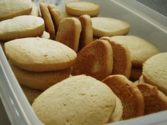 honey-butter cookies - 12