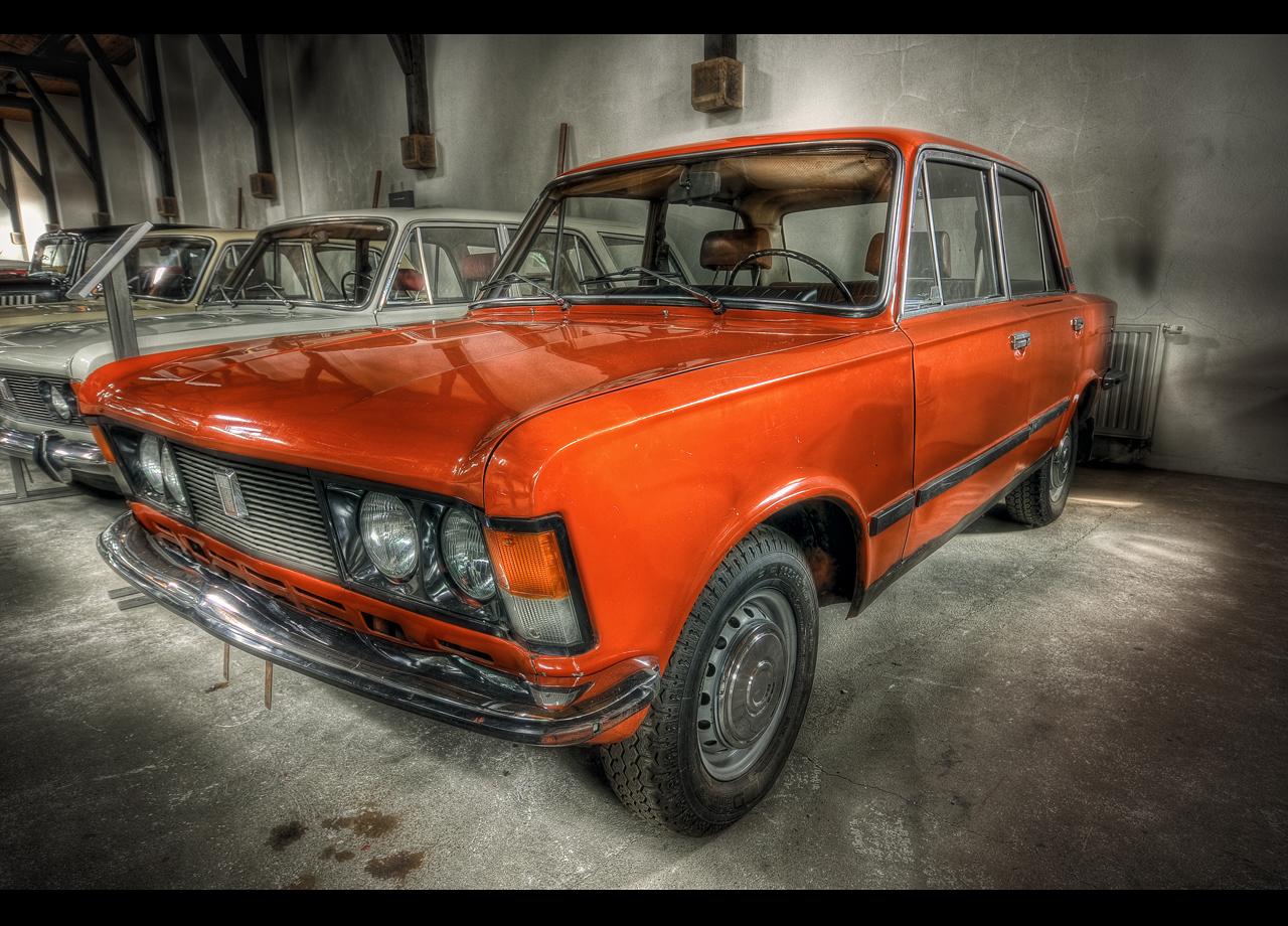 Fiat 125. go back