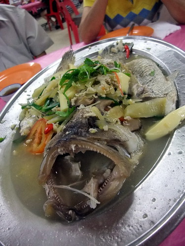 Chiu Chow Steam Fish