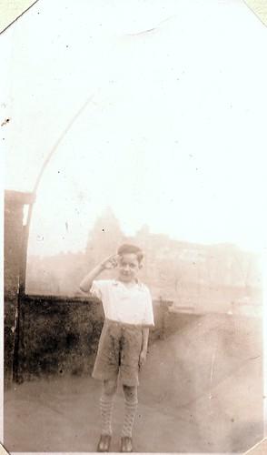 Joseph Francis Periale, c. 1931