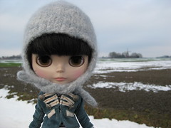 Lookie it's the windmill (fashionmimi *MSc*) Tags: snow karl blythe punkaholicpeople