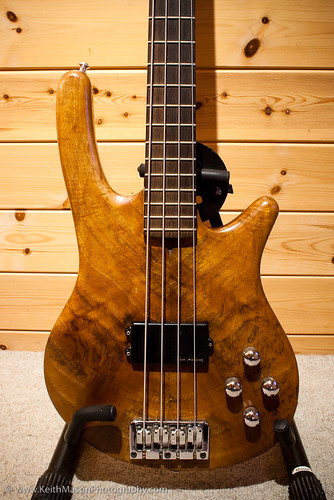 Munday Original Bass Guitar
