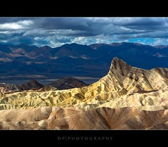 Zabriskie Point, Death Valley California @ 55mm (DP|Photography) Tags: zabriskiepoint borax furnacecreek deathvalleynationalpark deathvalleycalifornia manlybeacon amargosarange debashispradhan dpphotography dp|photography houstontranquilitybaseheretheeaglehaslanded