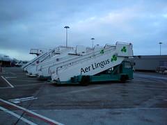Stairways To Heaven (eyair) Tags: ireland dublin airplane airport aerlingus ashmashashmash