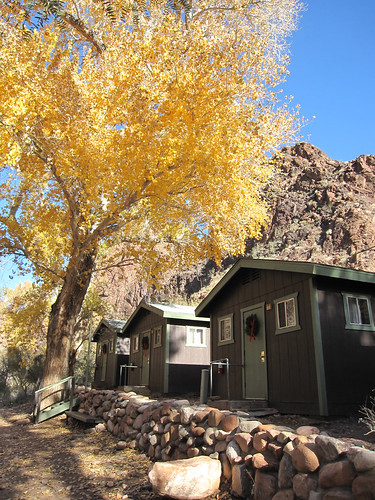 """Dorm"" in Phantom Ranch"