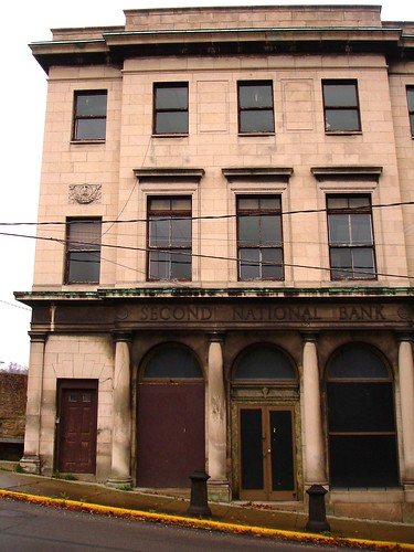 Second National Bank, Brownsville, PA