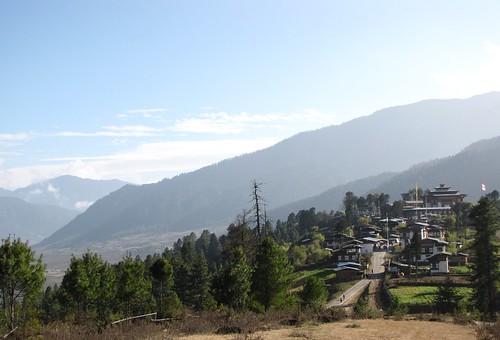 Phobjika Valley
