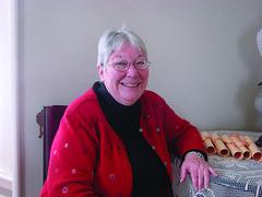 Kathy Mulvey portrait
