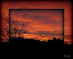 **rustic suns (dagutzyone ) Tags: california sunset sky nature clouds scenery desert joshuatree mojavedesert yuccavalley morongobasin dagutzyone mygearandmepremium mygearandmebronze mygearandmesilver mygearandmegold