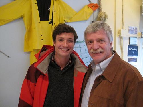 Luke and Jeff