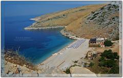 Plazhi Llaman (just Albin) Tags: beach albania wonderland plazhi llamanit