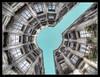 Milans circular (Paco CT) Tags: barcelona sky urban up architecture arquitectura cityscape explore cielo urbano urbanscape 2010 arriba contrapicado paisajeurbano milans ltytr1 pacoct
