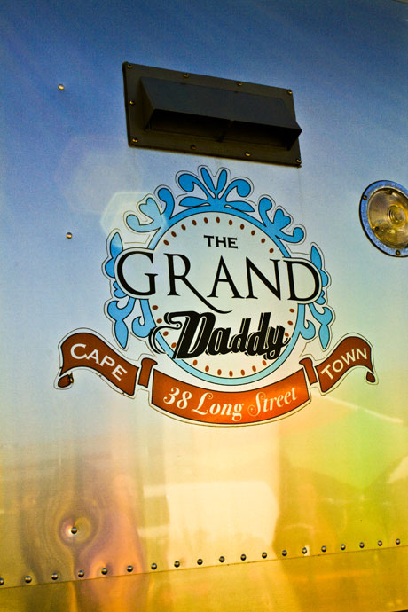 The Grand Daddy Logo