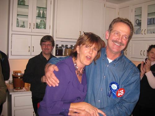 John and Brenda Robinson, John Robinson's Birthday