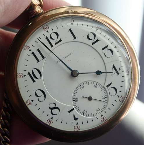 Great-Great-Grandfather's Watch