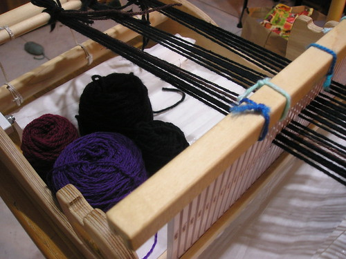 Weaving again at last