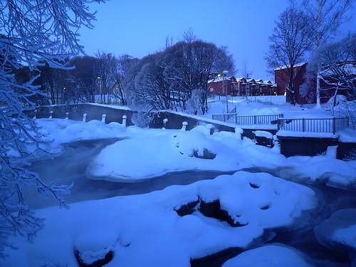 Helsinki: fría y cálida a la vez