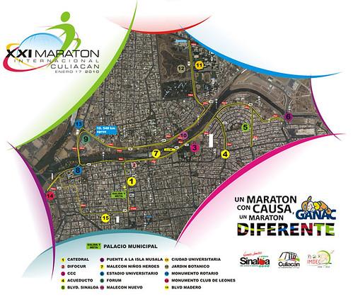 Maraton Culiacan 2010