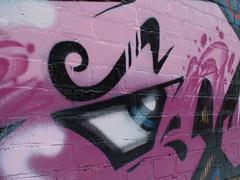 Azid detail (erokism) Tags: streetart liverpool graffiti aerosol nsa azid