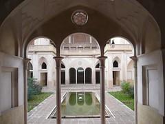 Kashan, maison Abbasian 1 (Francoisasia) Tags: iran maison kashan historique