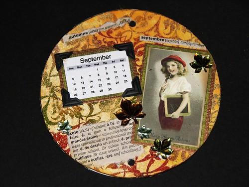 cd calendar - Sept 014