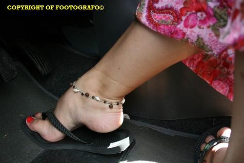 Arch foot fetish