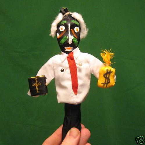 Pat Robertson Voodoo Doll