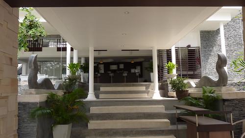 Koh Samui Al's Laemson コサムイ アルズレムソン-reception area6