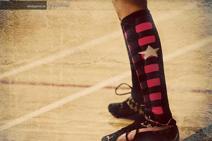 ~ 18/365 Funky Socks ~